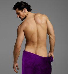 IR has been busy again ;-) #Gandy #Professor #purpletowel
