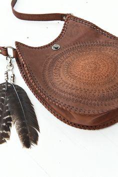 Spell Designs Mandala Bag Tan