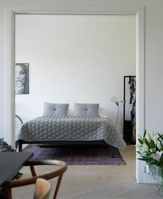 Grey in an interior, the easiest way to match everything together - via cocolapinedesign.com