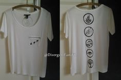 Divergent shirt *TIP* this is in French so put the site into google translator to read it in English :)