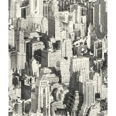 Black and White Big Apple Wallpaper