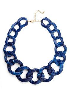 Chunky Chain Collar