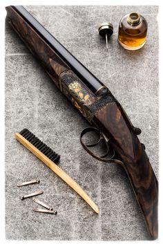 Westley Richards 28g shotgun