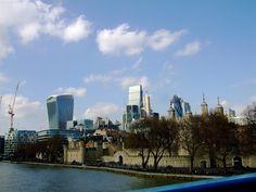London callingLondra – primo giorno