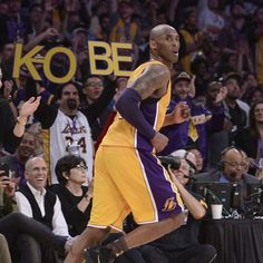 Kobe Bryant found the warrior within once more in an epic final game.