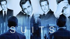 Watch Suits Season 7 Episode 1 : Skin in the Game Full Streaming Online Suits Series, Suits Tv Shows, Suits Season 7, Season 3, Suits Usa, Mens Suits, Suits Harvey, Divergent Hunger Games, Sarah Rafferty