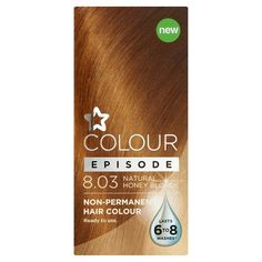 Superdrug Colour Episode Honey Blonde 8.03