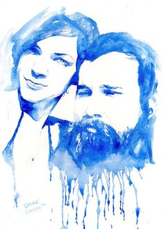 Photo 1 of 6 in Watercolour portraits
