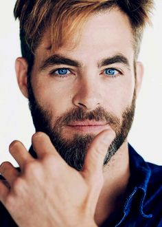 """Chris Pine"" from Entertainment Weekly, August Read it on the Texture app-unlimited access to top magazines. Beautiful Blue Eyes, Gorgeous Men, Beautiful People, Shia Labeouf, Logan Lerman, Amanda Seyfried, Dexter, Zachary Quinto, Star Wars"