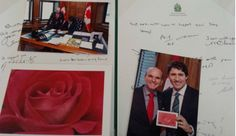 Justin Trudeau Valentine: Canadian PM Signs Belated Valentine For Victim Of Gay Slur [Photos] #JustinTrudeau   #JustinTrudeauValentine   #Canada   #Edmonton   #Alberta   #DegasSikorski  #LGBT #LGBTRights   #GayRights   #GoodNews   #heartwarming   #love   #friends   #Canadian  #Ottawa #ParliamentHill   #p2   #ValentinesDay   #valentines   #valentine   #HeartwarmingStories   #GreatStories   #GoodGovernment