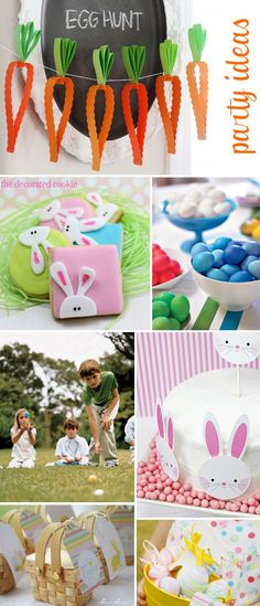 Fun, easy and creative Easter egg hunt ideas | @kimbyers