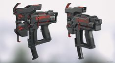 ArtStation - DP Weapon, Vitaly Ishkov