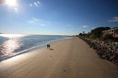 St. Simon Island Beach