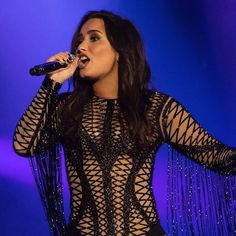 Demi Lovato Seems Confident About Kicking Ass At The Grammys - http://oceanup.com/2017/02/11/demi-lovato-seems-confident-about-kicking-ass-at-the-grammys/