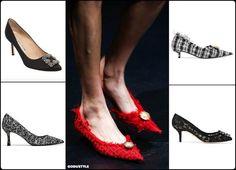 kitten heels, spring 2018, trend, zapatos, tendencia, verano 2018, looks, streetstyle, shopping