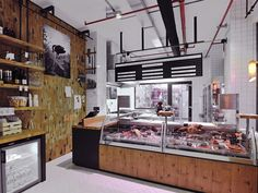 A butcher shop and a restaurant a few nights a week, Naše Maso is your one stop shop for all things meaty in Prague's Staré Město. Local Butcher Shop, Buy Local, Best Places To Eat, Cafe Restaurant, Nasa, The Good Place, Furniture, Shopping, Home Decor
