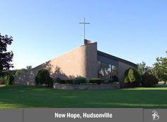 New Hope Lutheran Church in Hudsonville, Michigan #LCMS