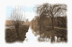 'Landschaft+am+Niederrhein'+von+Dirk+h.+Wendt+bei+artflakes.com+als+Poster+oder+Kunstdruck+$18.03