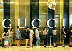 La industria del lujo teme no entender a los millennials en China