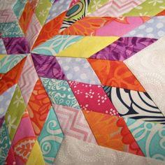 How to do Big Stitch Hand Quilting with Perle Cotton tutorial Lone Star Quilt Pattern, Star Quilt Blocks, Star Quilt Patterns, Star Quilts, Scrappy Quilts, Block Quilt, Block Patterns, Patch Quilt, Mini Quilts