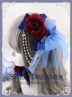 Sweet Dreamer Pretear Sweet Lolita Headbow