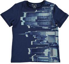 Knit fabric t-shirt for children  online    Sarabanda Shop