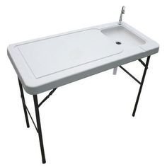 Camping table/sink