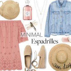 Minimalist Espadrilles