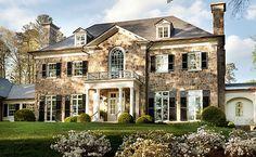 Fairfield residence, CT. Via Howard Design Studio.