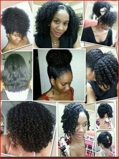 Curly Versatility #naturalhair