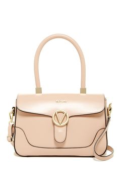 Valentino By Mario Valentino | Gaelle Leather Satchel | Nordstrom Rack
