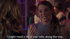 "S5 Ep10 ""Long Live Love"" - We're going to miss these pep talks.  #SwitchedAtBirth"