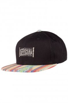 Official Crown of Laurel Rinconada Cap (black) #skatedeluxe #sk8dlx #cap