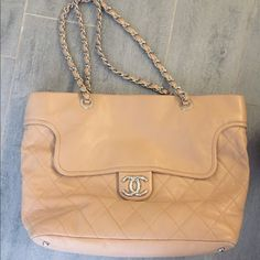 2d228d9b6d97 Chanel tote LE This Chanel tote was limited edition and is so beautiful.  Great condition