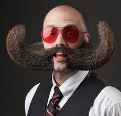 Strange Beards Pics