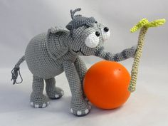 Hey, I found this really awesome Etsy listing at https://www.etsy.com/listing/188505285/jambo-the-elephant-amigurumi-crochet