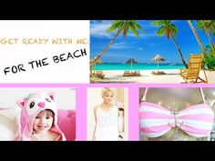 Get ready for the beach with Kandee Johnson!