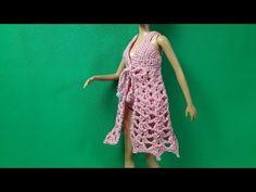 Эмма Сацкая - YouTube Crochet Barbie Clothes, Doll Clothes, Crochet Videos, Barbie Dolls, Knit Crochet, Summer Dresses, Knitting, Classroom, Outfits
