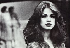 Gia Carangi for Ambiance magazine, August 1978. Photo by Alan...