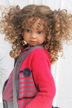 Angela Sutter. Сентябрь - 2017 / Коллекционные куклы Angela Sutter / Бэйбики. Куклы фото. Одежда для кукол