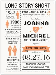 21 Creative & Fun Save The Date Ideas- Live Love Breathe Weddings