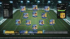 FIFA 14 FULL TOTS LIGA BBVA TEAM w/ TOTS RONALDO !! FIFA 14 SQUADRA DI T...