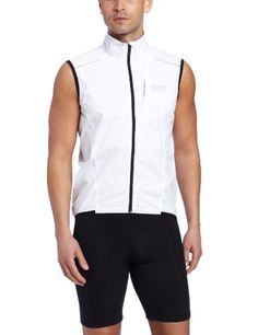 Men's Cycling Vests - Gore Bike Wear Mens Countdown Active Shell Vest >>> Click image to review more details.