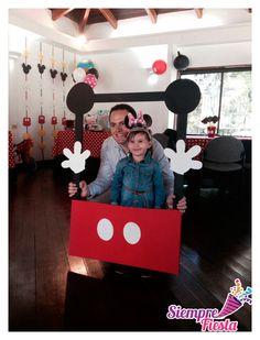Ideas para fiesta de cumpleaños de Mickey Mouse. Encuentra todos nuestros artículos para tu fiesta aquí: http://www.siemprefiesta.com/fiestas-infantiles/ninos/articulos-mickey-mouse.html?utm_source=Pinterest&utm_medium=Pin&utm_campaign=Mickey