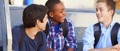 Making friends in middle school can be hard for kids with learning and attention issues. Learn ways to help your tween connect with other kids. Nutrition Education, Middle School Boys, School Kids, Having No Friends, Guy Friends, Middle Schoolers, School Counseling, Picture Poses, Social Skills