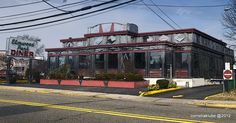 Elmwood Park Diner - Elmwood, NJ Elmwood Park, American Diner, Diners, Instant Pot, Nostalgia, Recipes, Model Building, Restaurants