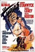 The Furies (1950). Starring: Barbara Stanwyck, Walter Huston, Wendell Corey and Judith Anderson
