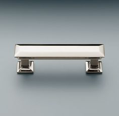 """Quincy Pull - RH 3"""", 4"""", 6"""" or 8"""" (center-to-center screw holes)"""