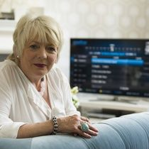 Alison Steadman presents 'how to' videos for new  YouView Facebook page