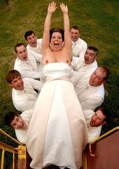 crazy Wedding bloopers